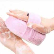Face Body Cleaning Sponge Shower Bathing MassageBrushExfolia tor Pad