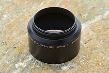 Asahi Pentax Takumar 49mm Screw-on Metal Lens Hood 4/100 2.8/105 2.8/120 (#1070)