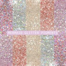 Fine Glitter Pot Nail Face Body Eye Shadow Iridescent Cosmetic Festival Makeup