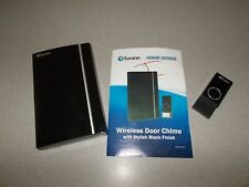 Swann wireless technology universal doorbell chime pre owned works Read
