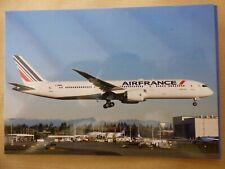 AIR FRANCE  B 787-9    F-HRBA