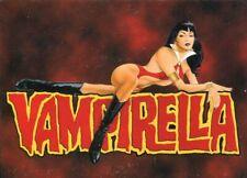 Vampirella 2011 Complete Trading Card Base Set