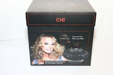Halo by Chi Induction Roller Set with Ceramic Infused Rollers