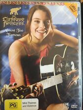 Elephant Princess - Almost Too Famous : Vol 3 (DVD, 2010) Free Post!
