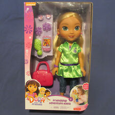 Friendship Adventure Alana Doll 15inches Dora and Friends Collection 3+ New NIB