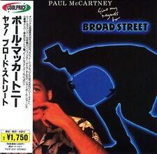 PAUL MCCARTNEY Give My Regards To Broad Street CD MINI LP