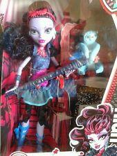 Monstruo Alto Muñeca Jane Boolittle con una mascota Nuevo Y En Caja