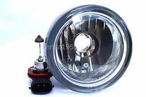 Glass Driving Fog Light Lamp Driver Side For 2002-2004 Aerio 2007-2010 SX4