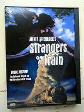 Strangers On A Train 1951-Dir.Alfred Hitchcock w/Farley Granger/Robert Walker