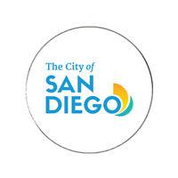 San Diego California CA Golf Ball Marker City Logo