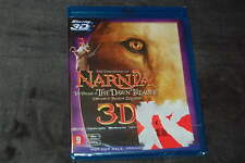 NEW Chronicles of Narnia 3D Blu-Ray Voyage of the Dawn Treader Sealed