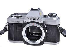 Minolta X-300  Dichtungen erneuert