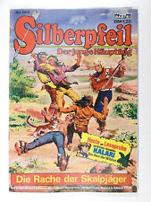 SILBERPFEIL  # 155  mit Beilage ( Bastei Heft Serie ab 1970 ) Z 2 - 3