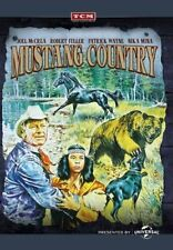 Mustang Country DVD NEW