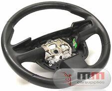 Peugeot 508 Allure Lenkrad Sportlenkrad steering wheel Leder schwarz 96706201ZE