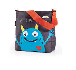 Brand new in bag Cosatto supa changing bag in Monster mob with changing mat