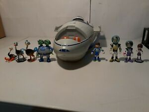 Disney Jr. Miles From Tomorrowland Stellosphere with Figures