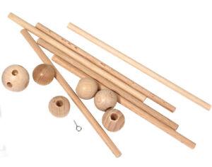 33cm Wooden Mobile Frame for Crafts   Mobile & Windchime Crafts
