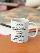 Lakeland Terrier Mug - Lakeland Terrier Gift - Novelty Gift For Dog Dad