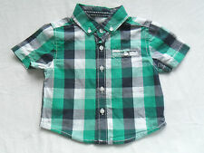 NEXT Checked Shirts (0-24 Months) for Boys
