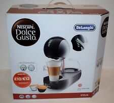 DeLonghi EDG636.S Nescafe Dolce Gusto Stelia Pod Coffee Machine 1500 Watt / New