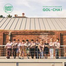 Golden Child - Gol-Cha! (1st Mini Album) Cd+Booklet+3Photocard Sealed New K-Pop