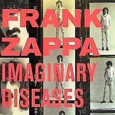 Frank Zappa - Imaginary Diseases  CD  NEU   (2017)