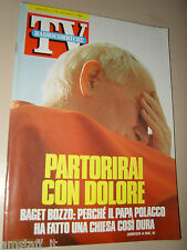 RADIOCORRIERE TV=1993/11=PAPA WOJTYLA=PAUL MCCARTNEY=TOT RIINA=CORRADO AUGIAS=