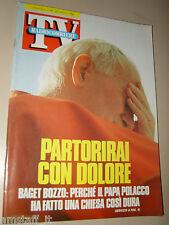 RADIOCORRIERE TV=1993/11=PAPA WOJTYLA=PAUL MCCARTNEY=TOT RIINA=CORRADO AUGIAS=