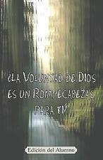 ¿la Voluntad de Dios Es un Rompecabeza para Ti (Edición Del Alumno) by Jeremy...