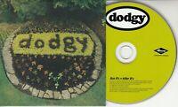 DODGY Ace A's + Killer B's 1998 UK 17-track promo CD