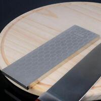 1Pc 400#/1000# Grit Diamond Knife Sharpener Sharpeing Stone Kitchen Hot