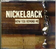 NICKELBACK - how you remind me  3 trk MAXI CD 2001