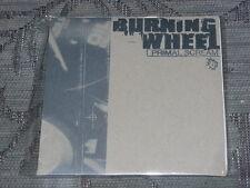 Primal Scream:  Burning Wheel   CD one track promo  NM
