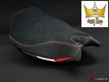 luimoto Funda De Asiento Ducati Panigale 1199 11-14 conductor Silla Montar Team