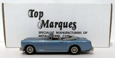 Top Marques 1/43 Scale HE8 - 1966-67 Alvis TF Convertible - Alice Blue