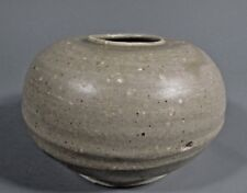 Fine RARE China Chinese Celadon Pottery Vase Bowl Song-Yuan Dynasty 10 -13th c.