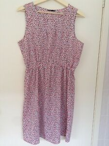 TOKITO Women Dress with elastic waist - Size big 10 - As new condition