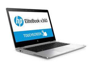 """HP Elitebook X360 G2 13"""" i7 2.80Ghz 16GB RAM 512GB SSD Win 10 Laptop Tablet Pen"""