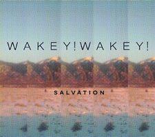 WAKEY ! WAKEY ! - SALVATION   CD NEUF