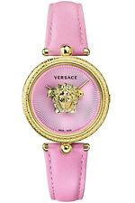 Versace Uhr Uhren Damenuhr VECQ00518 PALAZZO pink Swiss Made Armbanduhr NEU