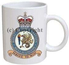 ROYAL AIR FORCE STATION HULLAVINGTON COFFEE MUG