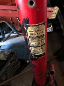 Transmission Jack Long Ram Jack Model 3jtlr