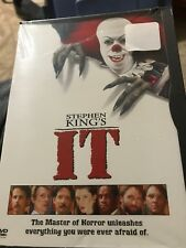 Stephen King's IT (DVD-Widescreen) ~ New  Sealed!