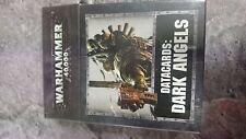 WARHAMMER 40K DARK ANGELS DATACARDS 8TH EDITION - NEW & SEALED