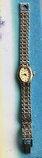 Citizen Womens Stainless Steel Silver Gold Quartz Watch