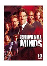 Criminal Minds: Season 10 Free Shipping