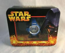 Star Wars Revenge of The Sith - Jedi Digital Watch w/ Tin 2005 - New w/ Box