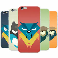 Funky Fun Awesome Wise Old Owls Snap-on Hard Case Phone Cover for Apple Phones
