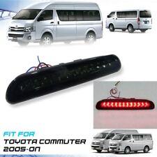 Rear LED Third Brake Light Plastic ABS For Toyota Hiace Commuter 2005-On